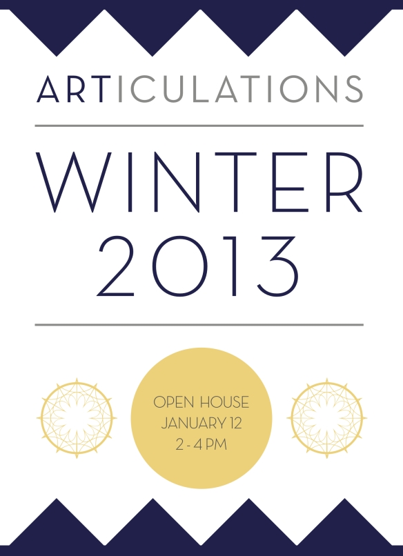 articulations winter 2013