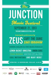 2013 Junction Music Festival